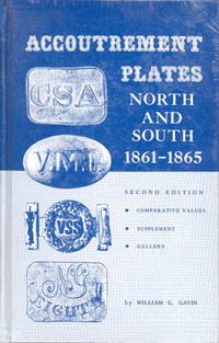 Accoutrement Plates North and South 1861-1865 (Second Edition)