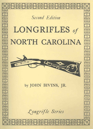 Longrifles of North Carolina